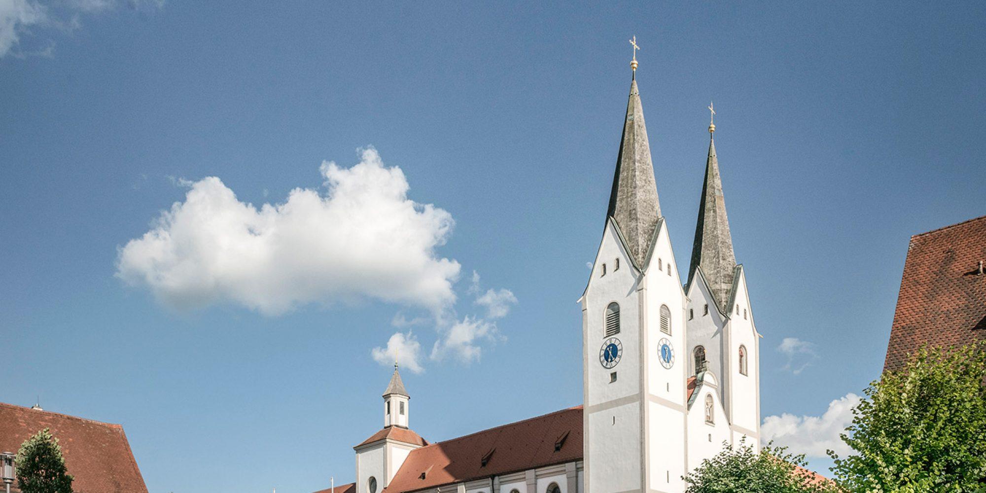 Klosterkirche Markt Indersdorf