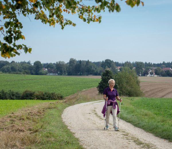 Wandern im Dachauer Land