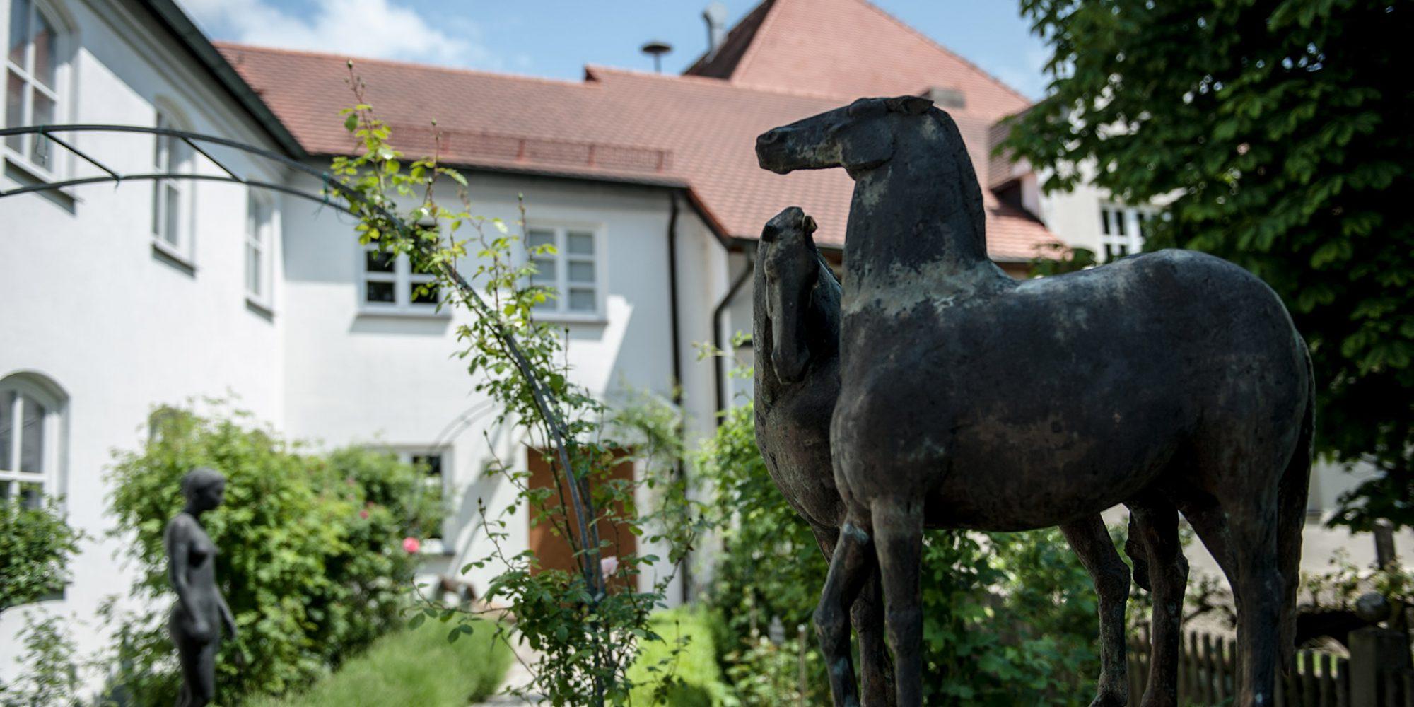 Außenansicht Museum Altomünster