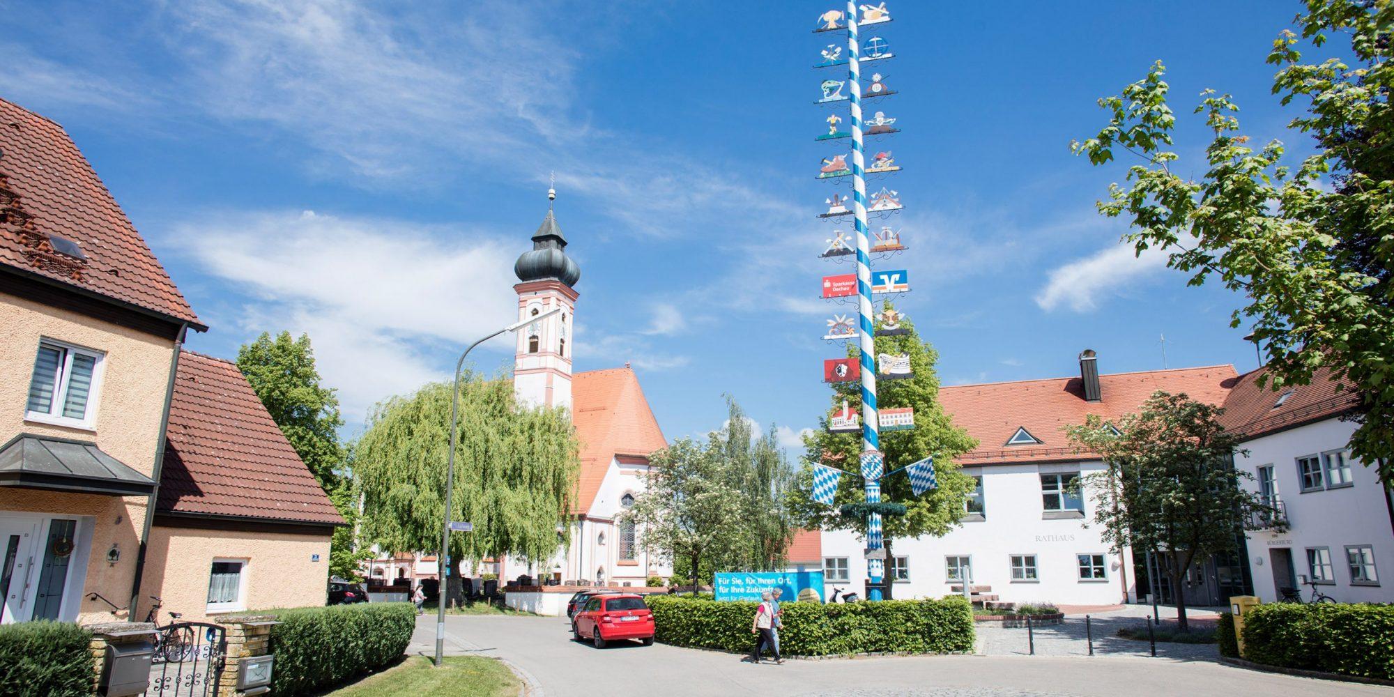 Maibaum Vierkirchen