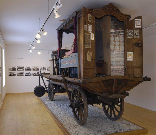 Kammerwagen, Bezirksmuseum Dachau