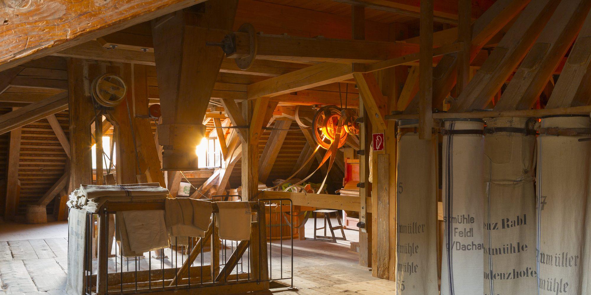 Mehllager Furthmühle