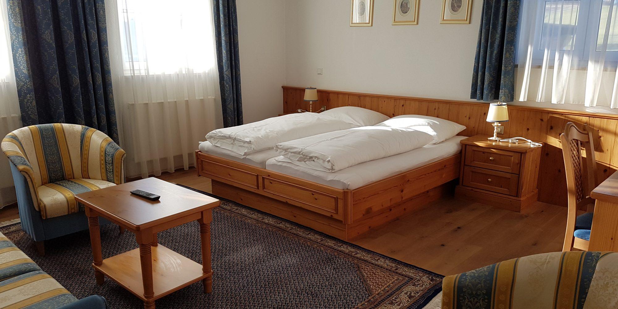 Doppelzimmer Gasthof Feldl