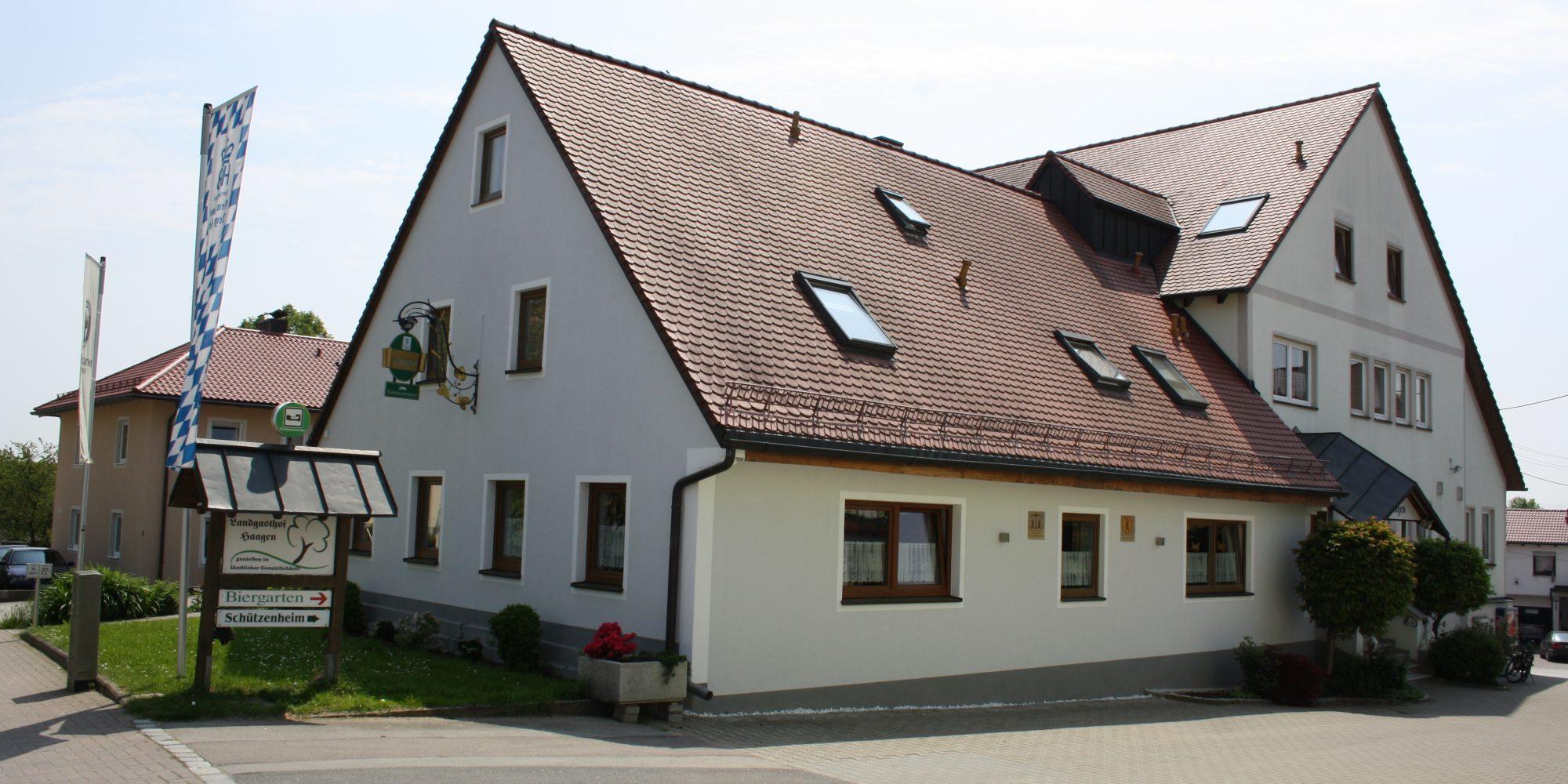 Landgasthof Haagen