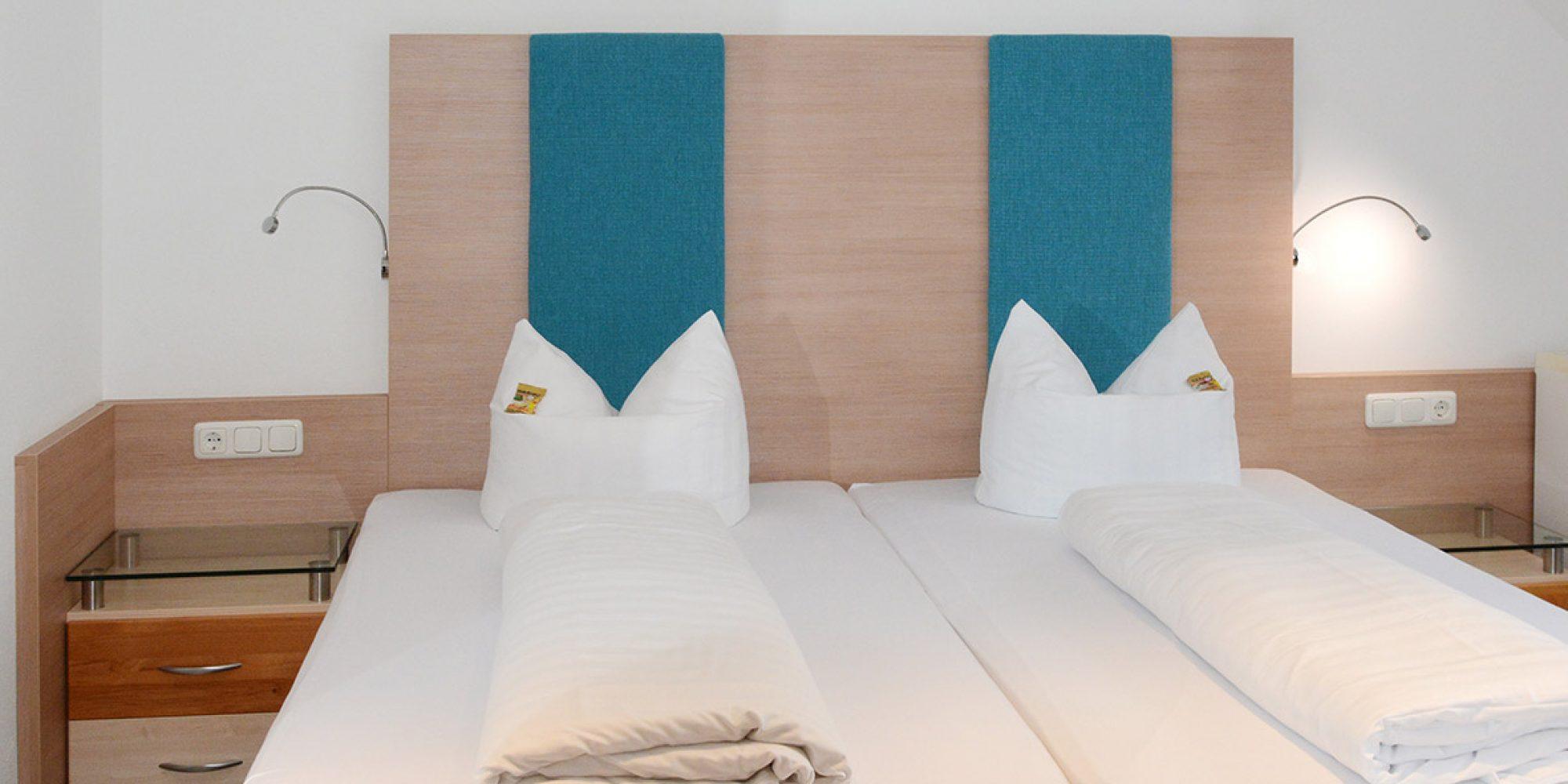 Doppelzimmer Gasthof Langenegger