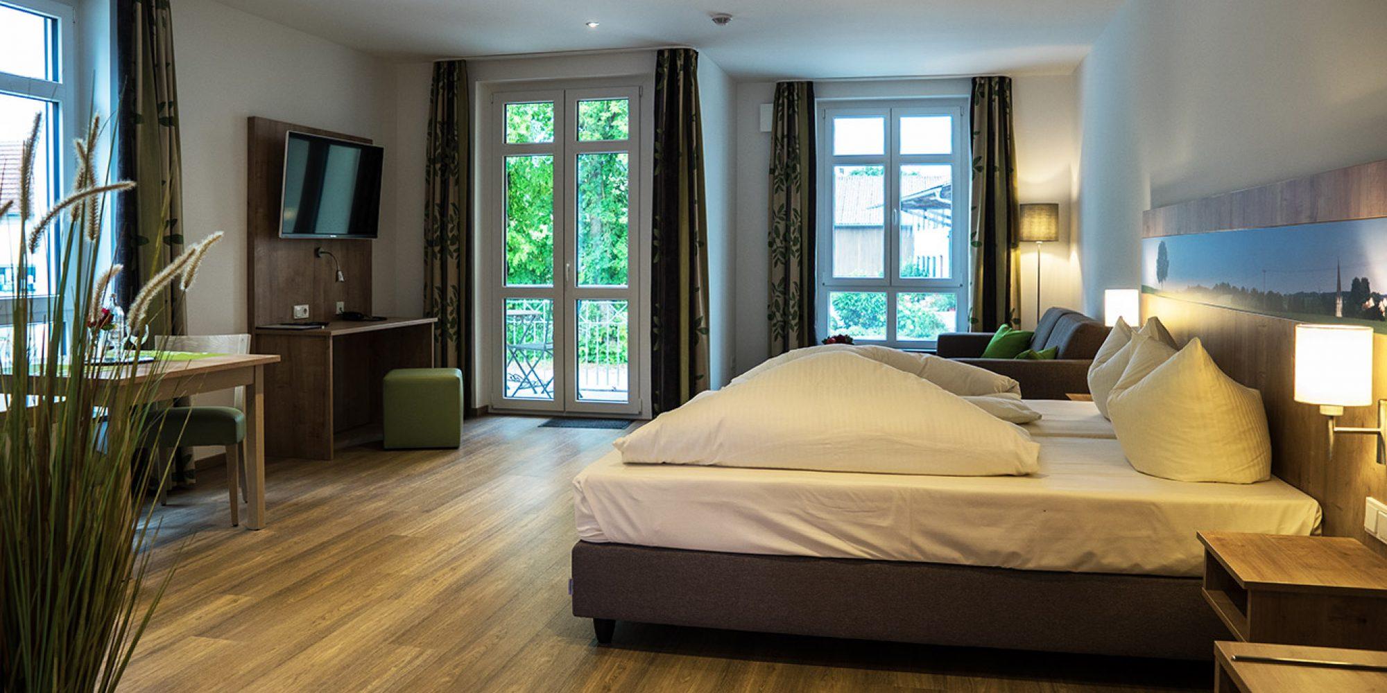 Doppelzimmer Gasthaus Wallner