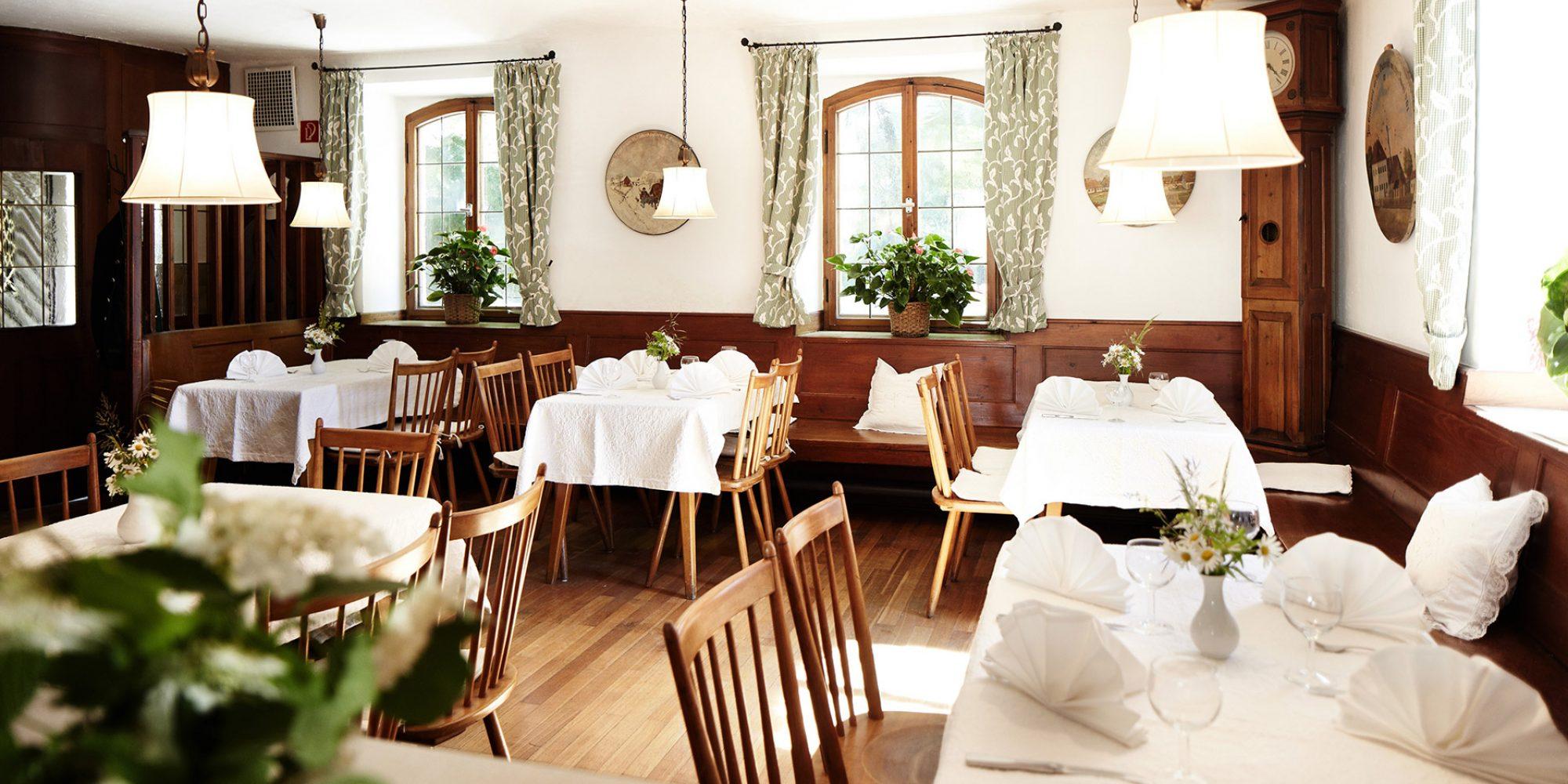 Gaststube Hotel Burgmeier