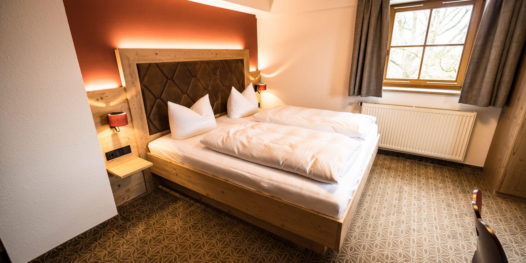 Doppelzimmer Gasthaus und Hotel Hohenester
