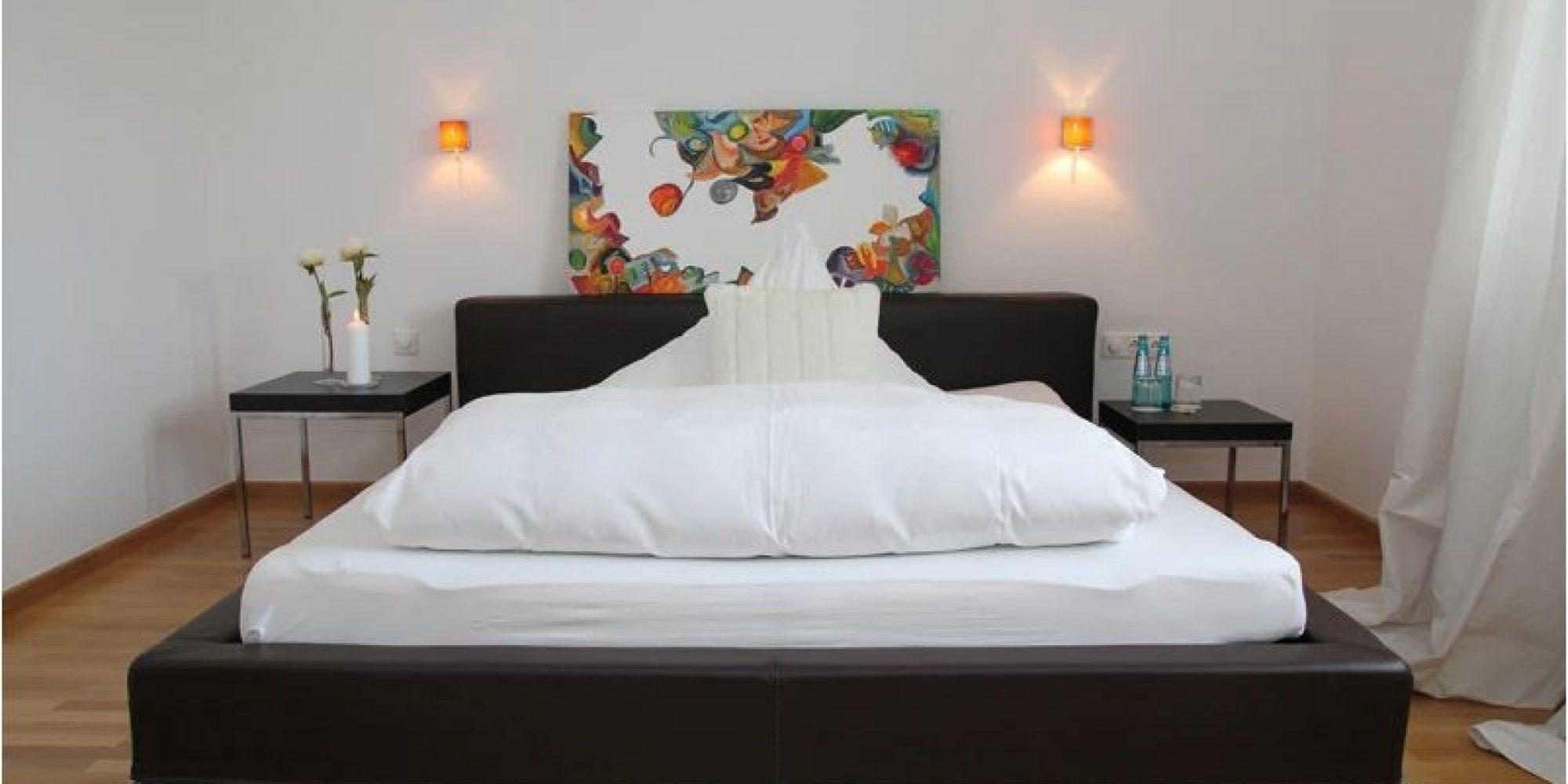 Zimmeransicht Hotel Forelle