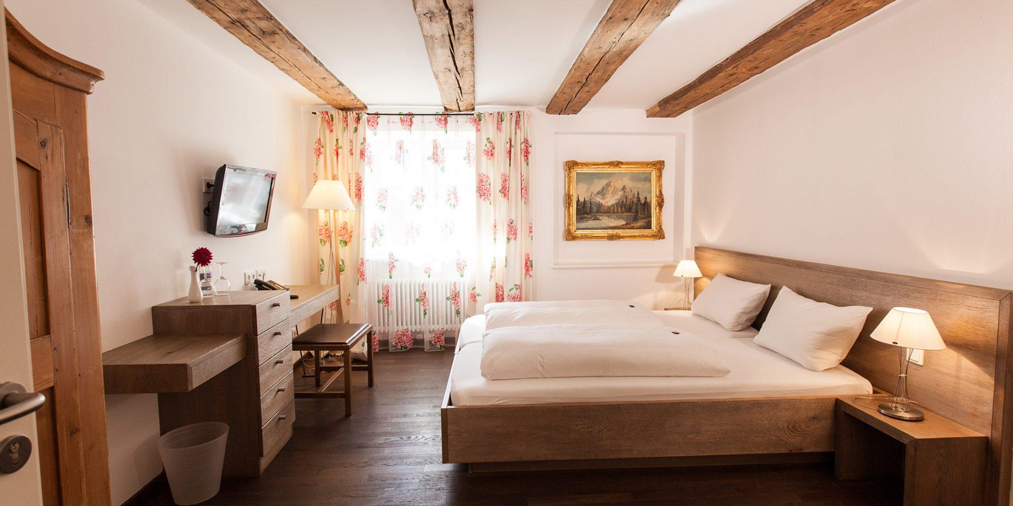 Zimmeransicht Brauereigasthof und Hotel Kapplerbräu
