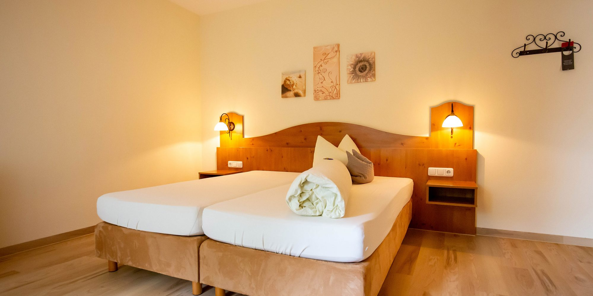 Doppelzimmer Gasthaus und Hotel Göttler