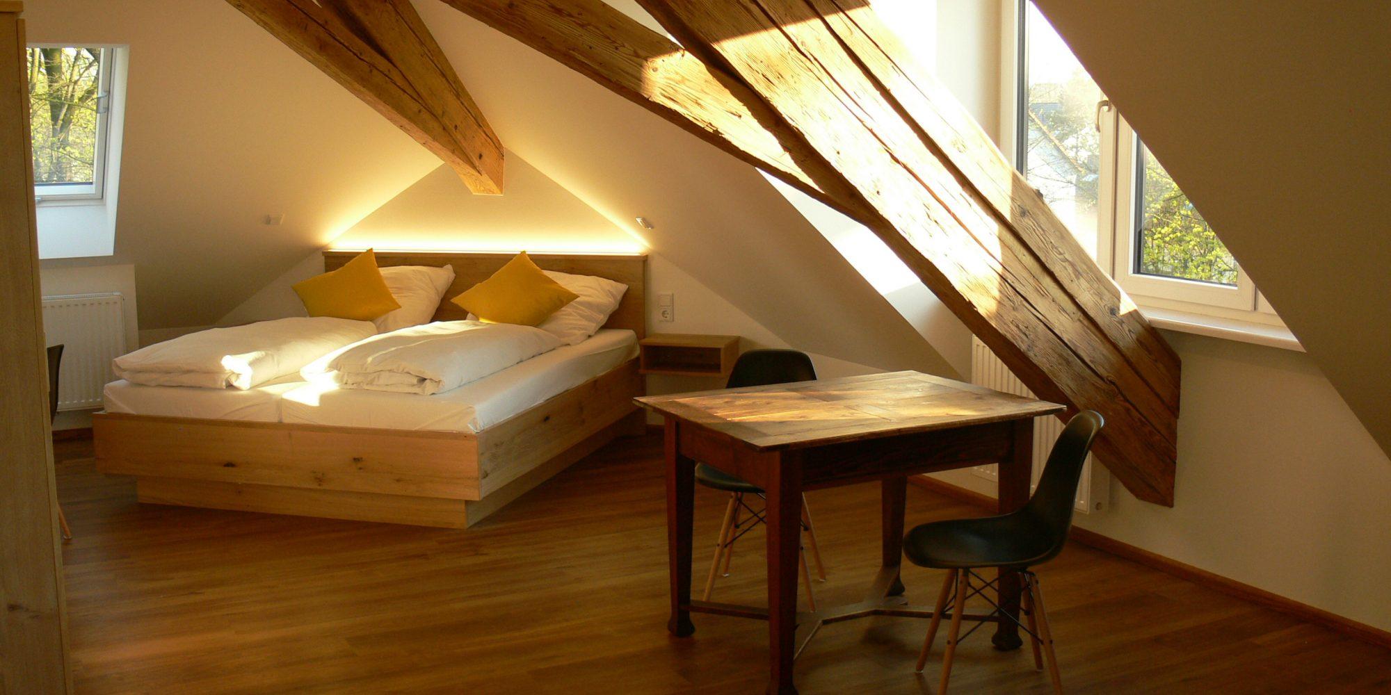 Zimmeransicht Hotel Burgmeier