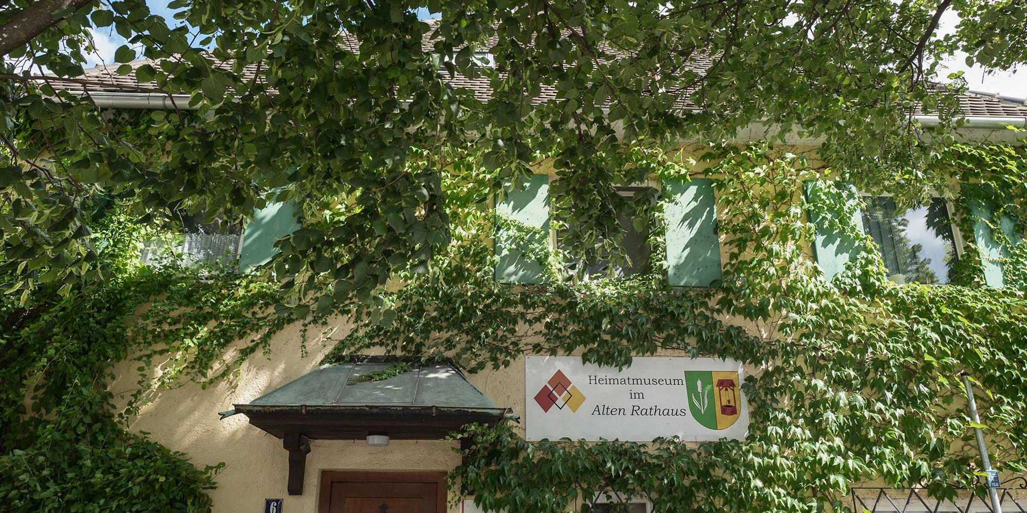 Außenansicht Museum Karlsfeld