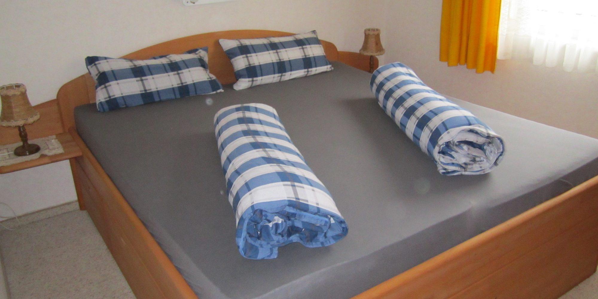 Schlafzimmer Ferienhaus Irmgard
