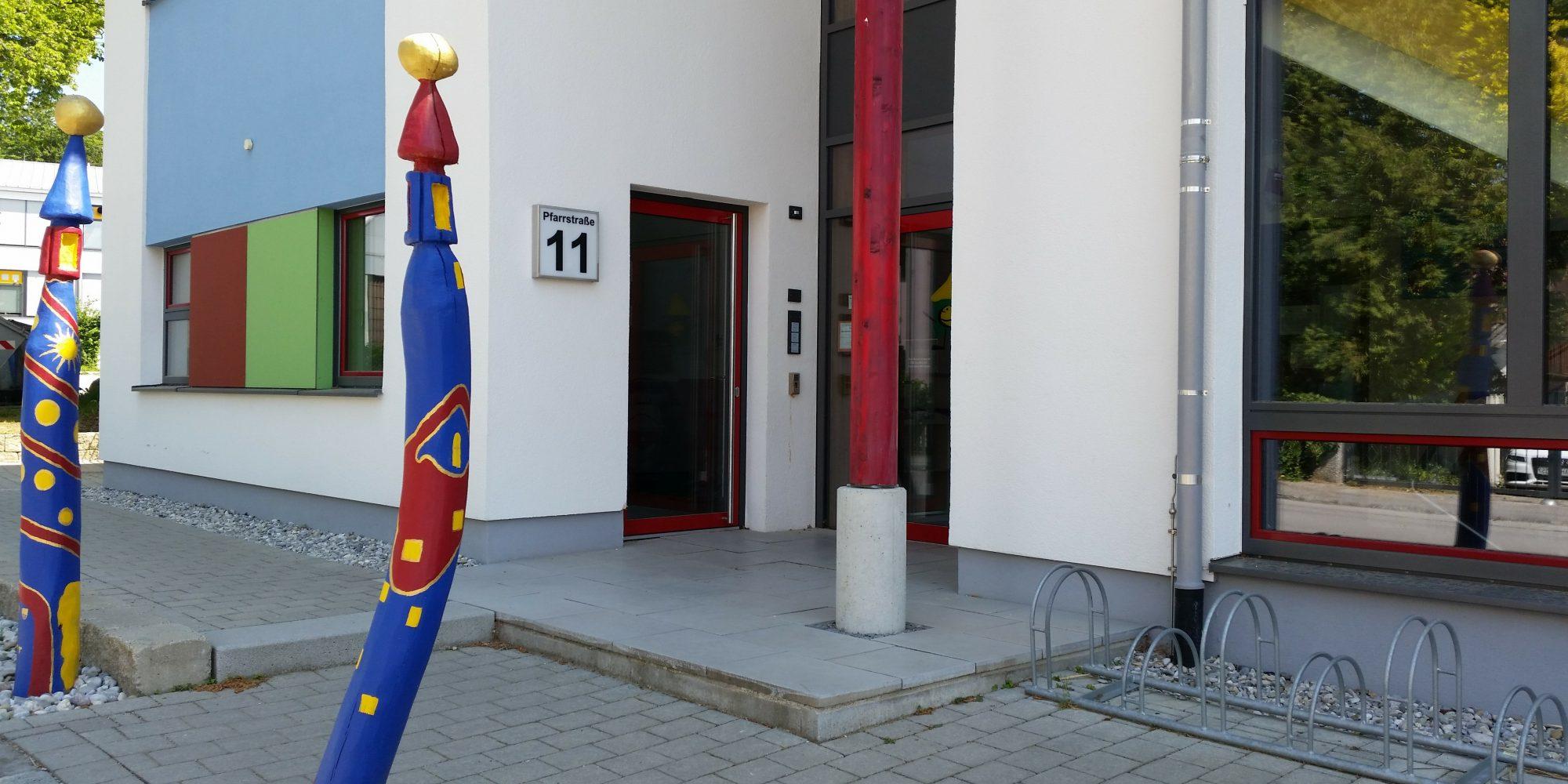 Außenansicht Heimatmuseum Haimhausen