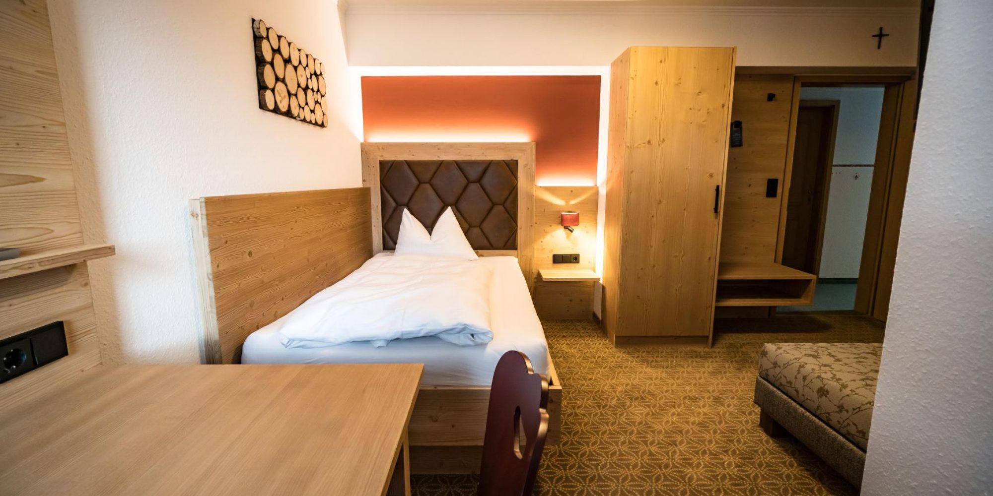 Einzelzimmer Gasthaus & Hotel Hohenester