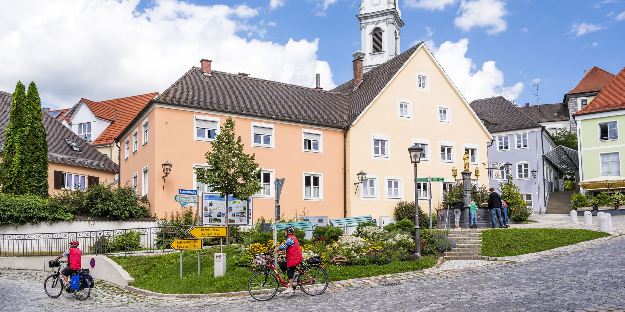 Marktplatz Altomünster