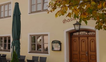 Außenansicht Gasthof Feldl