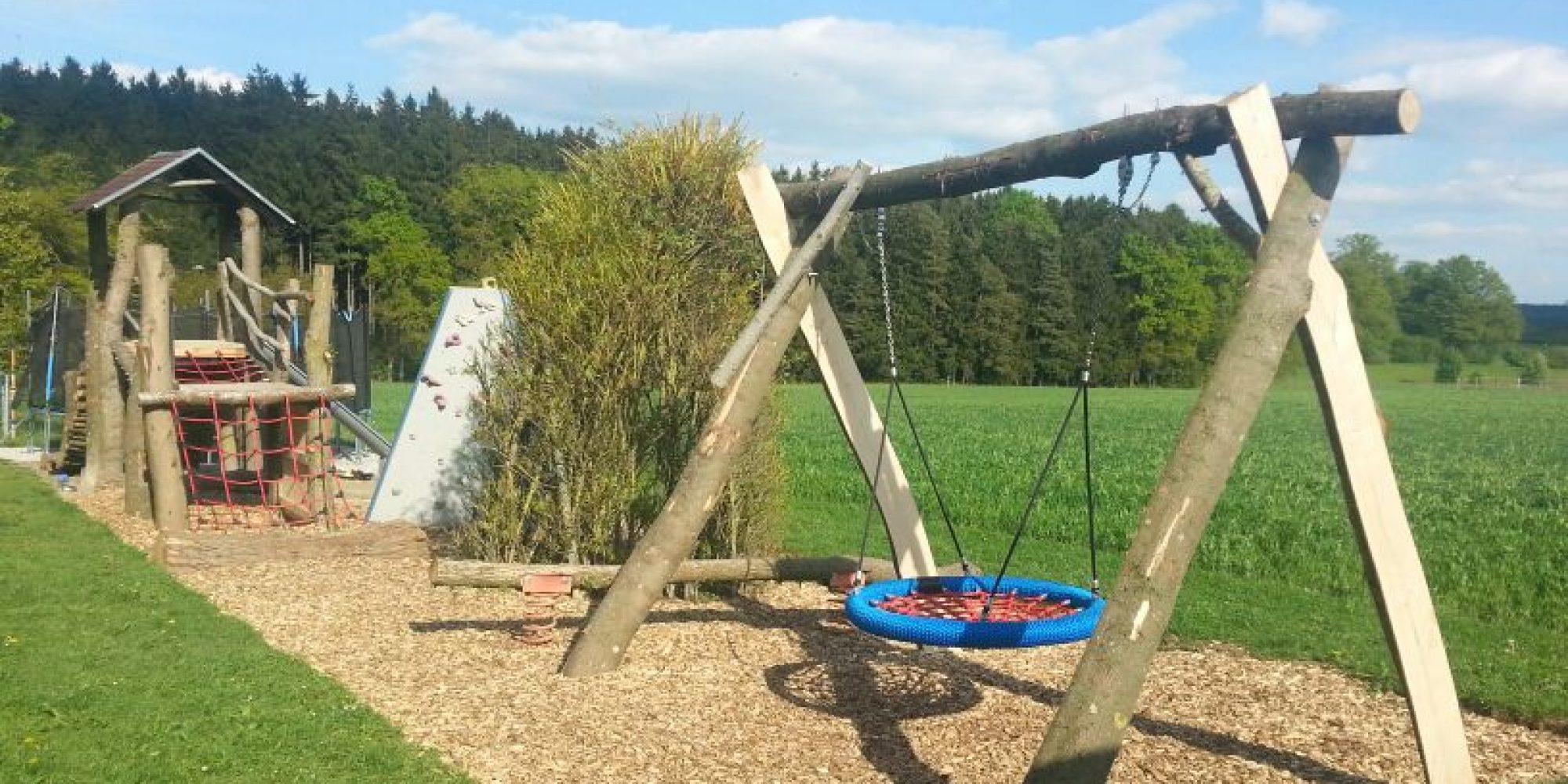 Spielplatz Kunst- und Erlebnisbauernhof Ferlhof