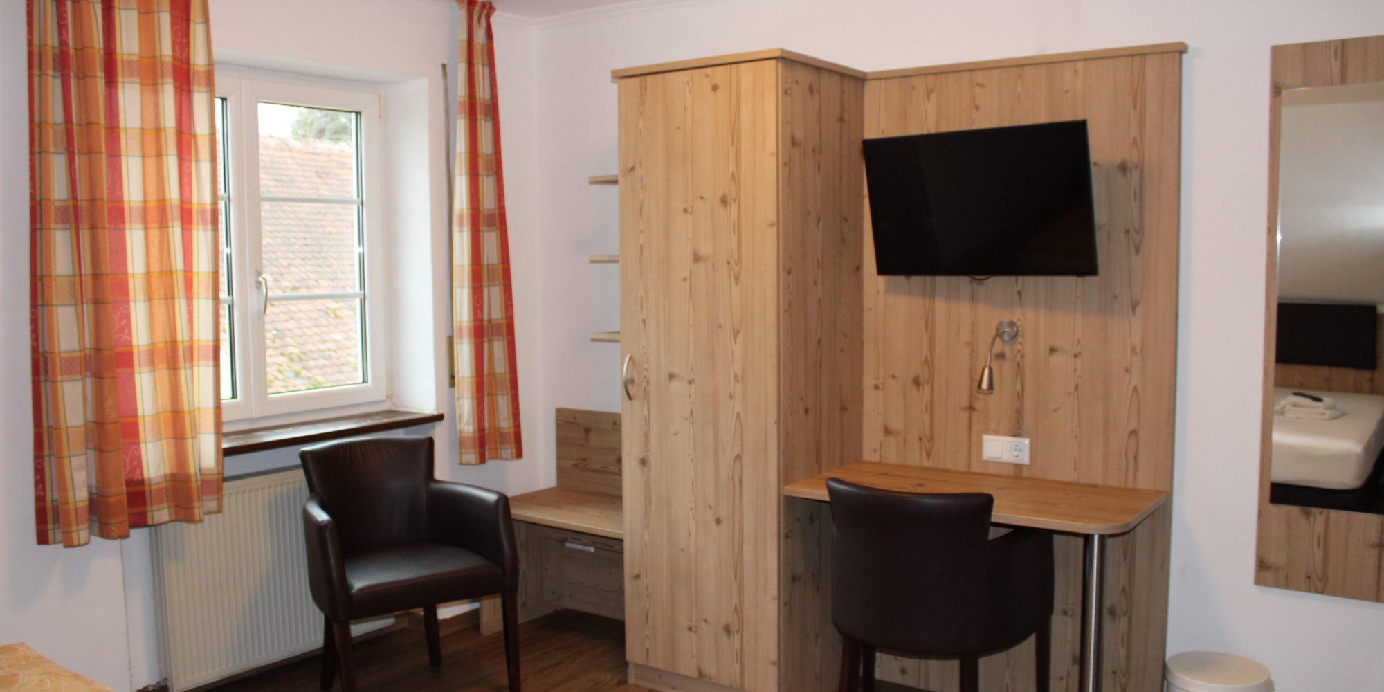 Zimmeransicht 2 Gasthaus Doll