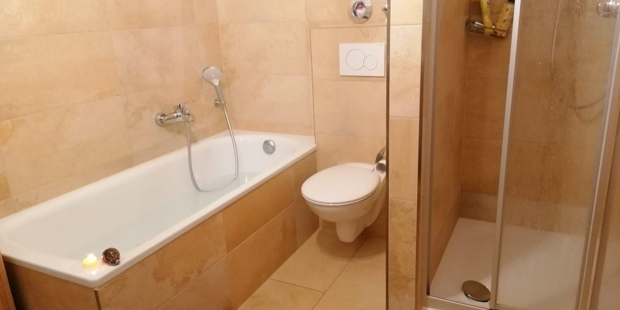 Badezimmer Weltenhaus