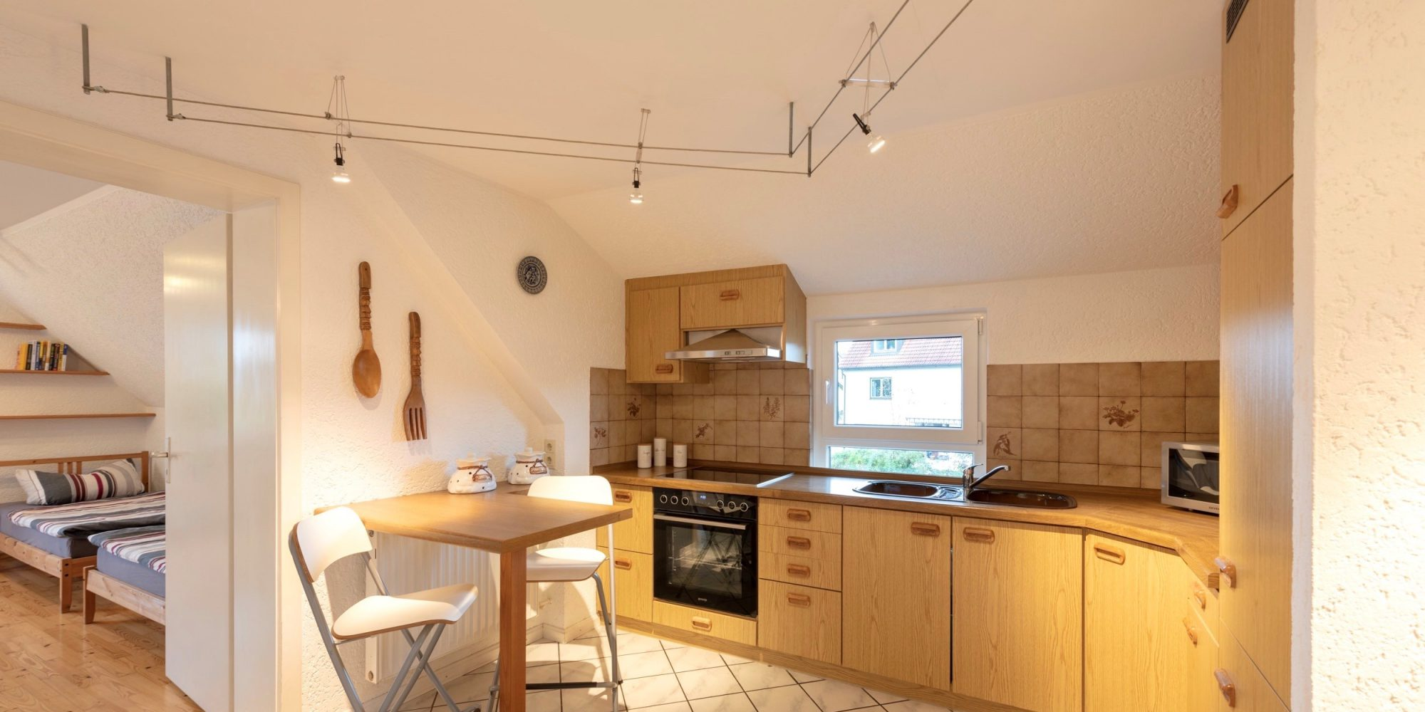 Ansicht Küche Haus Valentin