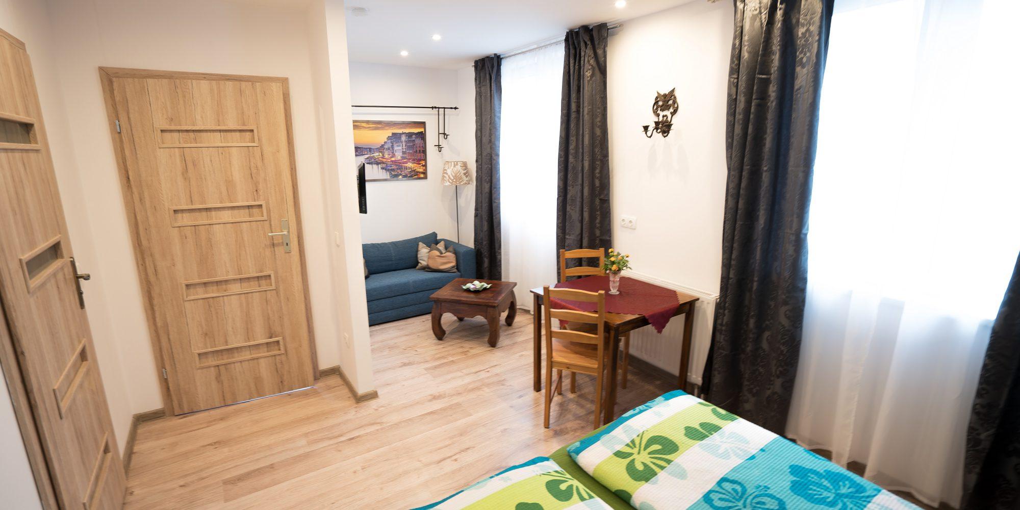 Doppelzimmer Pension und Ferienwohnungen Lerchl