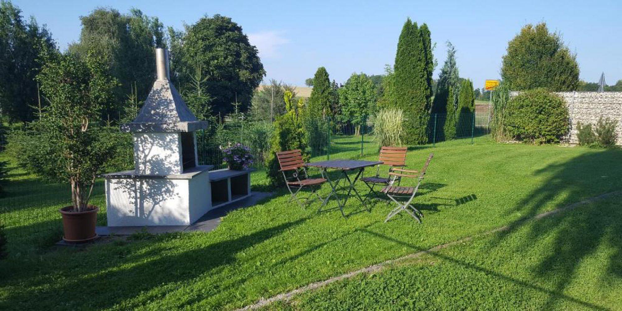 Gästegarten Pension und Ferienwohnungen Lerchl
