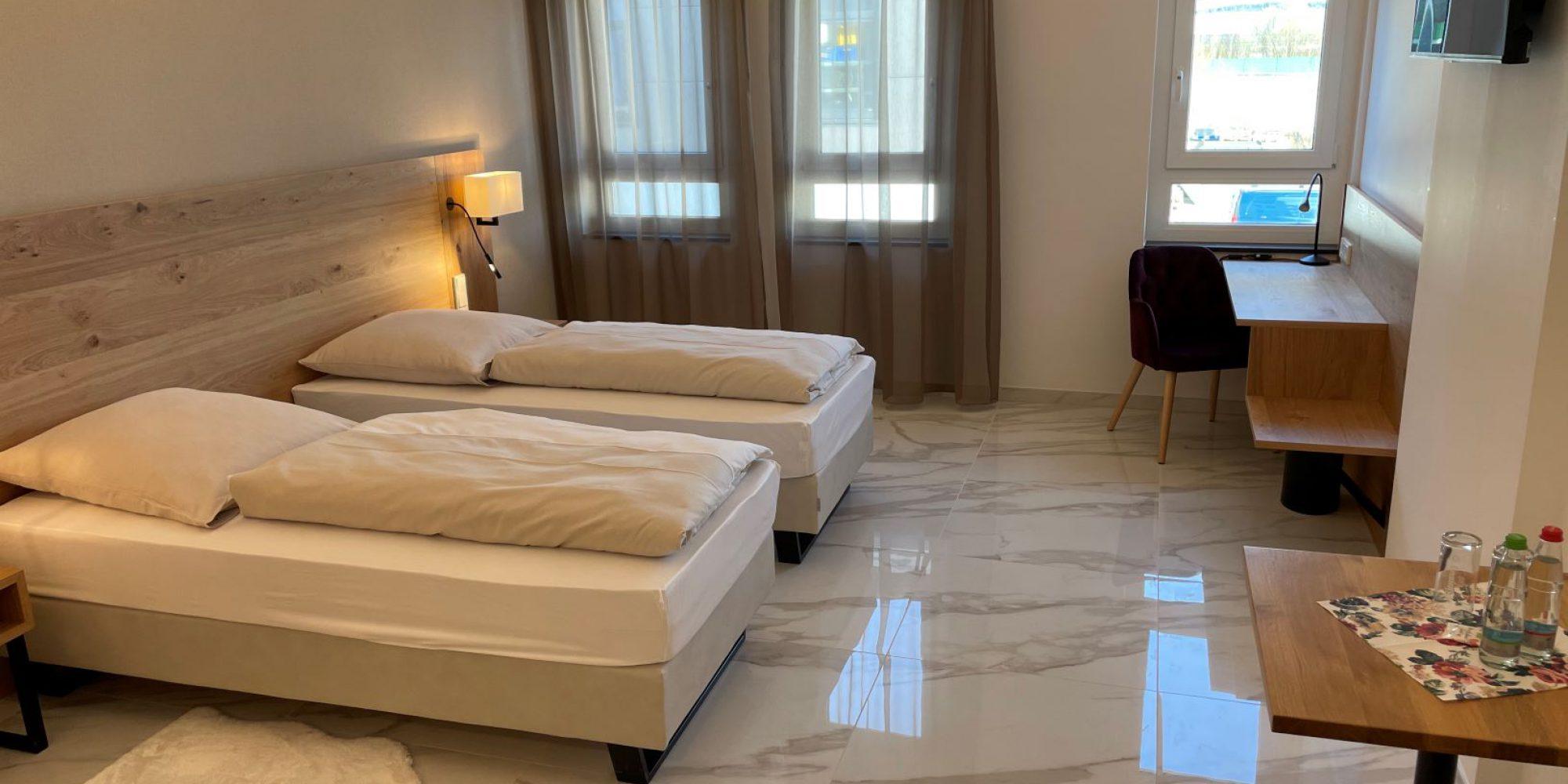 Hotel Pöllners Zweibettzimmer