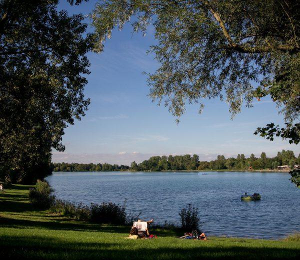 Karlsfelder See Rundweg