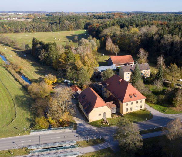 Furthmühle Luftbild